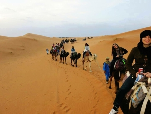 Tour from Agadir to desert